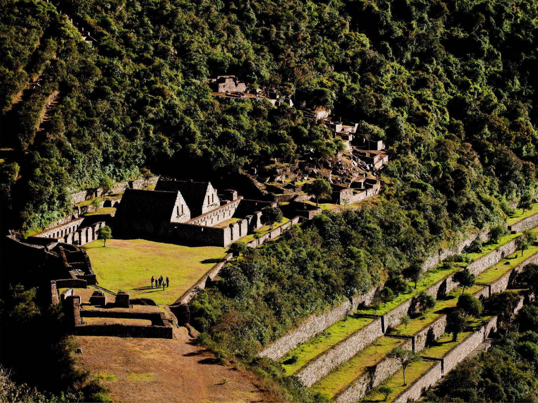 Choquequirao Trek 7 Days / 6 night