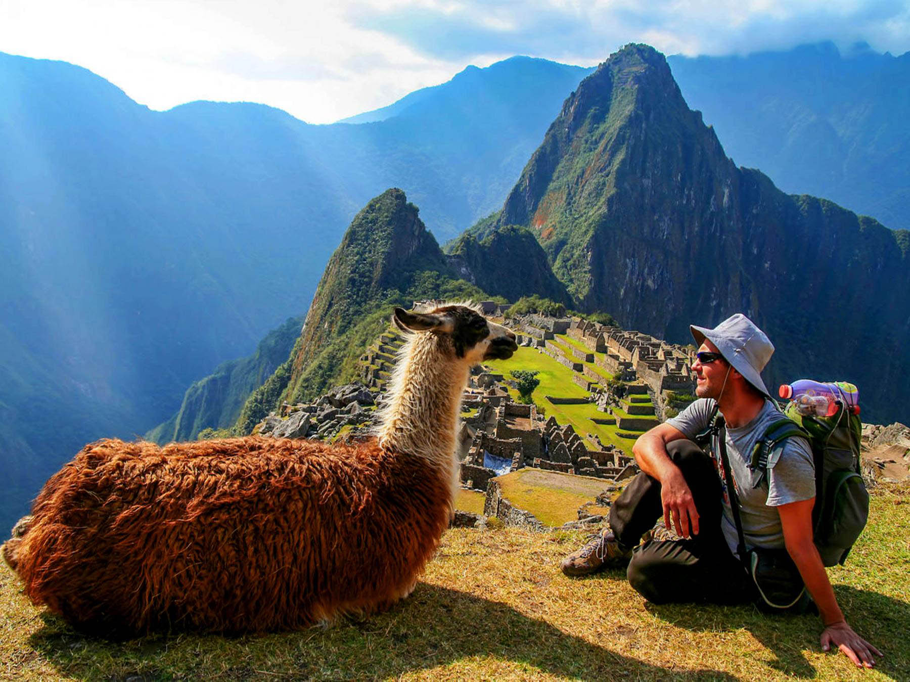 Destination Inca Trail 9 Days / 8 Night