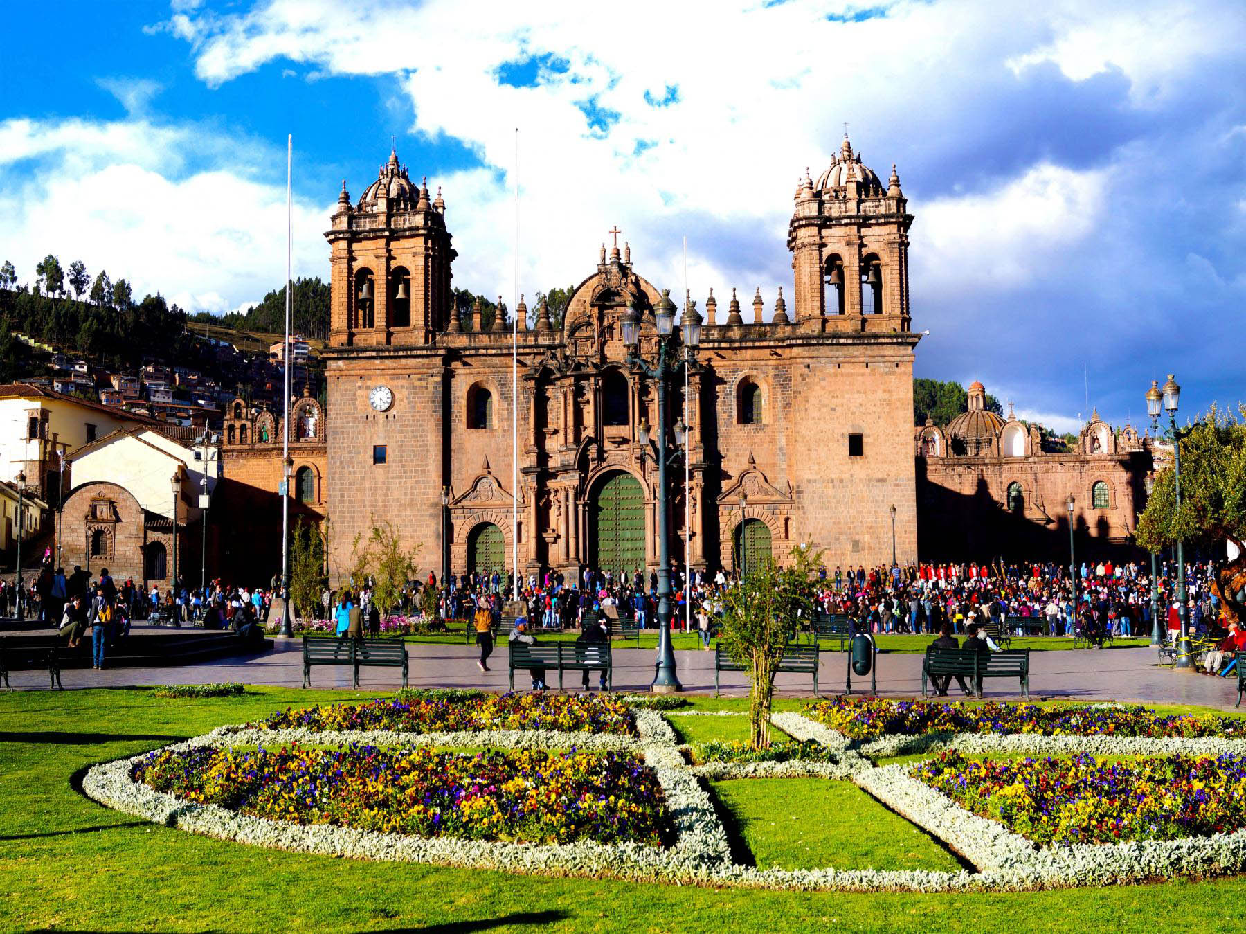 Inca Trail & Cusco 7 Days / 6 Night
