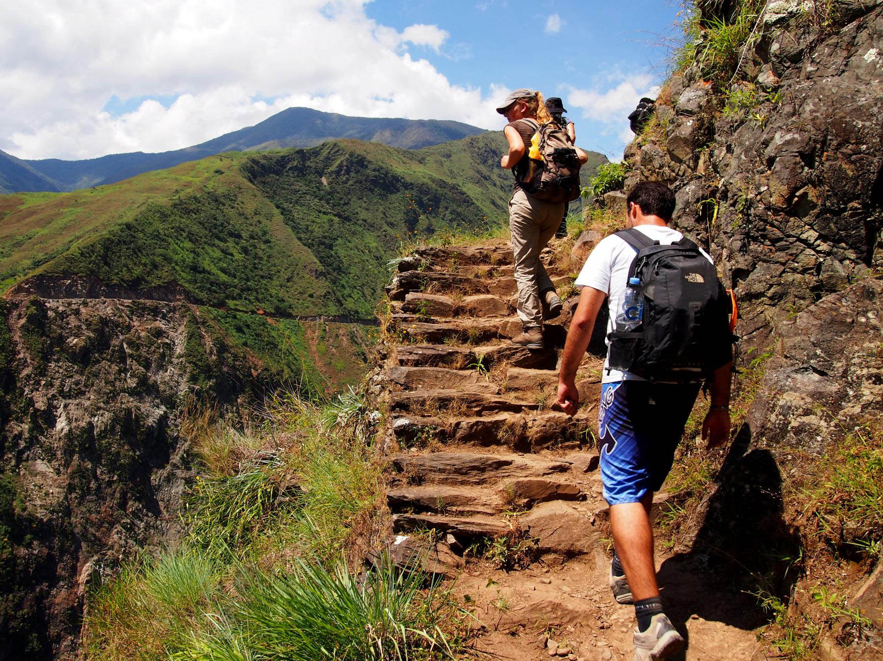 Inca Trail & River Rafting 8 Days / 7 Night