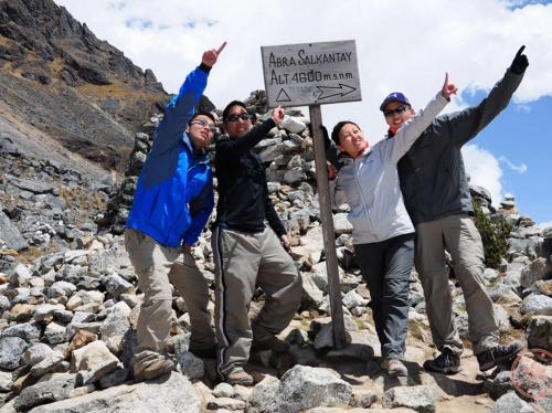 Inca Trail & Salkantay 6 Days / 5 Night