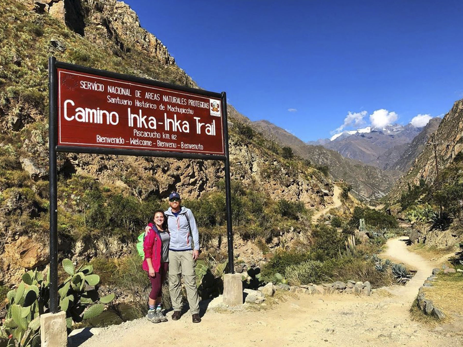 Short Inca Trail with camping 2 Days / 1 Night