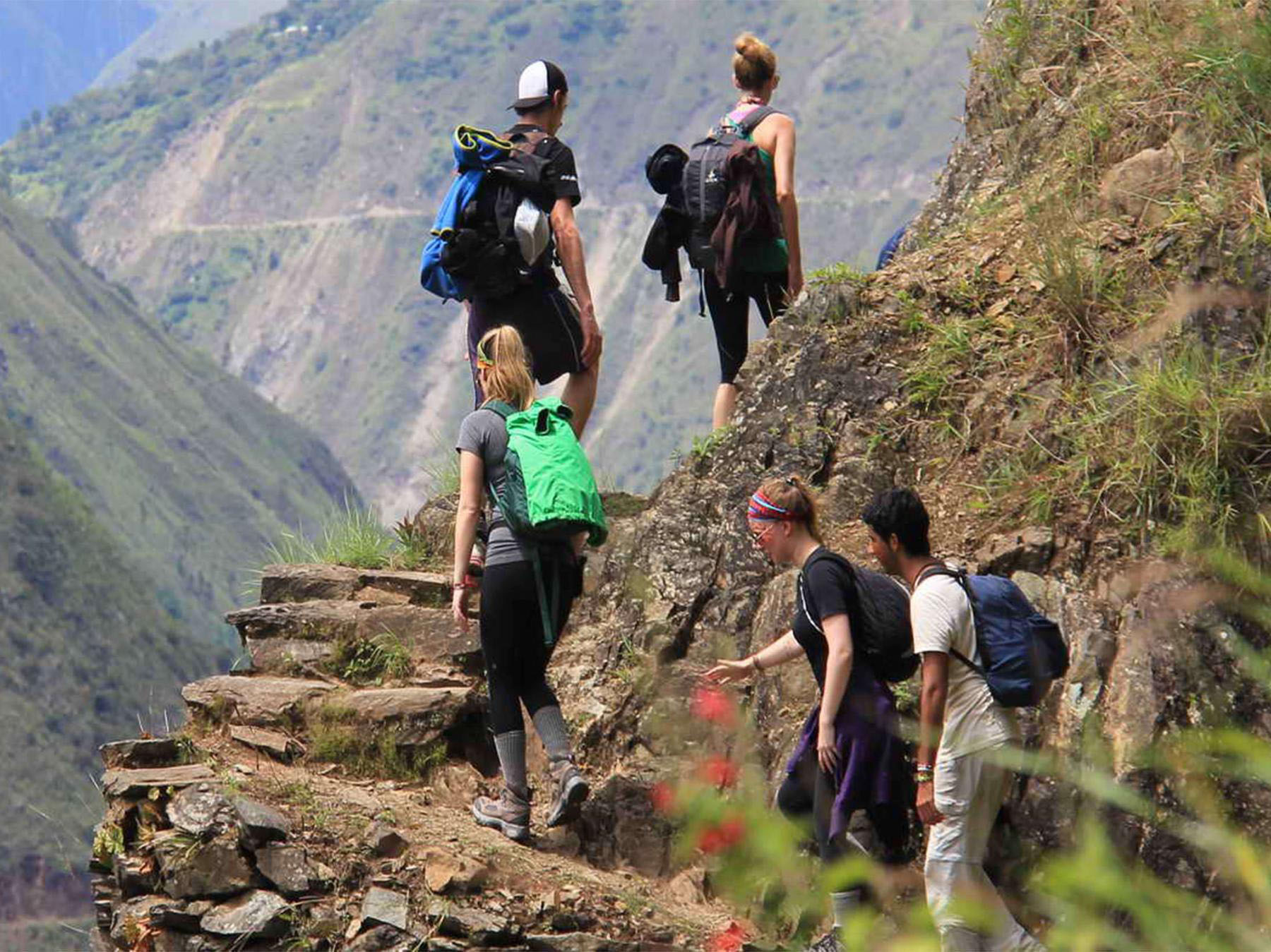 Short Inca Trail 2 Days / 1 Night